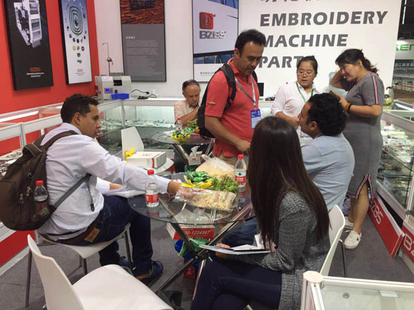 Baisheng Embroidery Machine Fitting